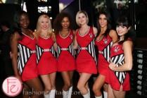 Players Gala 2014 MLSE cheerleaders