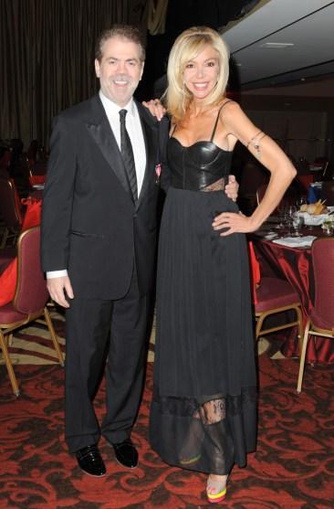 Starlight Gala 2014 Jay Mandarino, Carla Collins