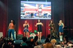 Starlight Gala 2014 Spice Girls Tribute Band