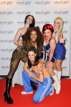 Starlight Gala 2014 Spice Girls Tribute Band