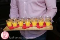 mezcal and orange juice