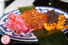 Cochinita Pibil (pulled pork)
