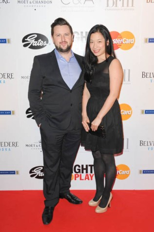 Right to Play Ball 2014 Matthew Sullivan, Jennifer Lee