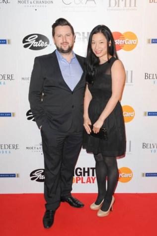 Right to Play Ball 2014 Matthew Sullivan, Jennifer Lee