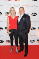 Right to Play Ball 2014 Tom Courteau, Jennifer Courteau