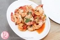 mojito shrimps