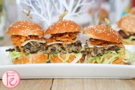 veggie sliders