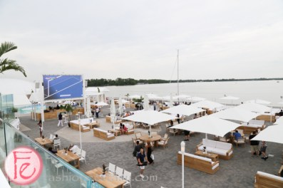 Cabana Pool Bar Media Grand Opening
