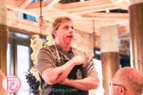 Executive Chef Paul Benallick