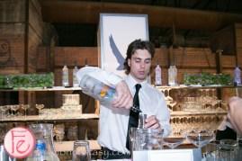 Grey Goose bar