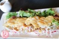 seafood carpaccio