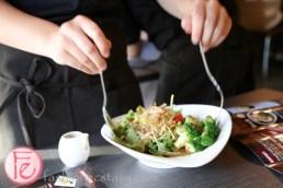 Tohenboku Salad