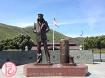Golden Gate Bridge- The Lone Sailor