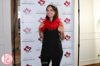 Ohhh Canada's Ohhh Bachelorette Party Valerie Stachurski