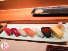 omakase - sushi