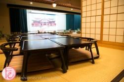 folk music restaurant private washitsu