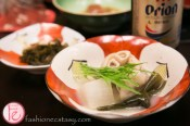 Okinawan dish - pig's trotters