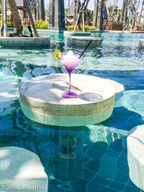 Sofitel - pool bar