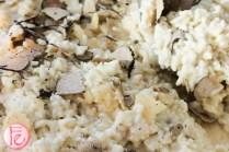 DINE Magazine Launch Party Truffle risotto
