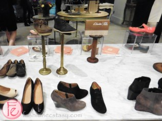 Orla Kiely x Clarks Autumn/Winter 2014 preview at gravitypope