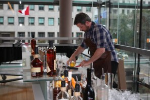 Canadian Opera Company's first Operanation Pre-Drink