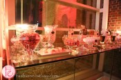 candy bar at Hush Hush Bash 2014 Speakeasy library