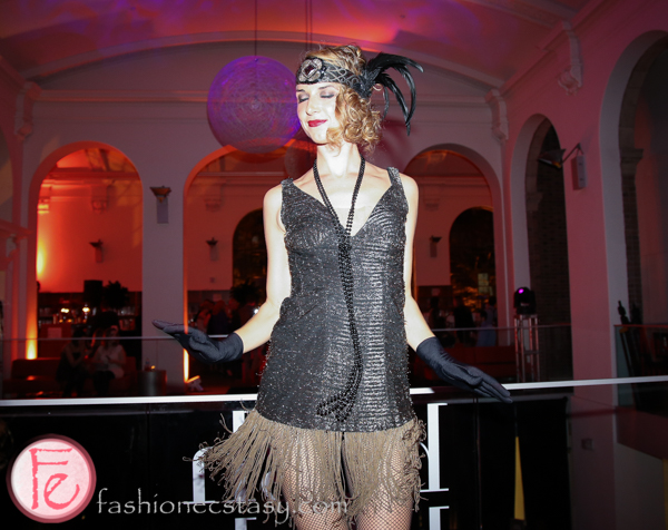 flapper dancing at hush hush bash 2014