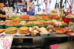 Namdaemun Market street food