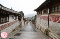 Bukchon Hanok Village Korean traditional Village in Seoul