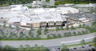 Sherway Gardens redevelopment plan