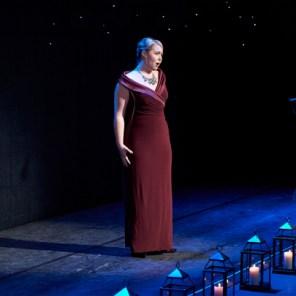 Ensemble Studio Competition finalist soprano Eliza Johnson, 2014.