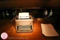typewriter boom box stanley kubrick at tiff bell lightbox