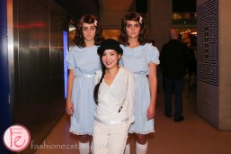the shining twins at boombox stanley kubrick at tiff bell lightbox