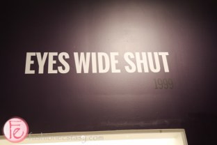 eyes wide shut stanley kubrick exhibition at tiff bell lightbox