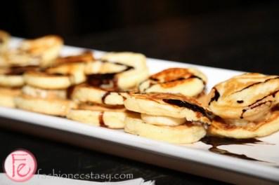 drake hotel brunch peanut butter pancakes
