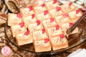 dessert at crown royal 75th anniversary limited edition the national club