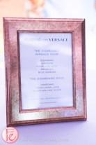Disaronno Wears Versace cocktail list