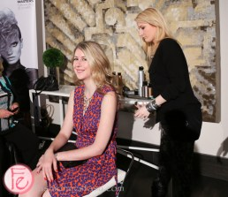 frocktail party 2014 beauty station