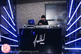 frocktail party 2014 arcadian loft dj booth