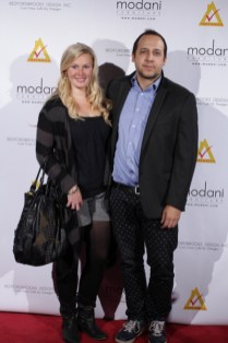 Modani Furniture Launch Party Toronto