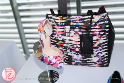 nine west ss15 collection preview floral
