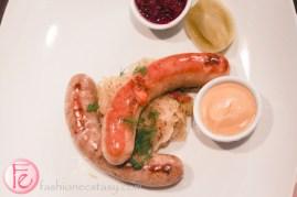 oktoberfest sausage schnitzel hub