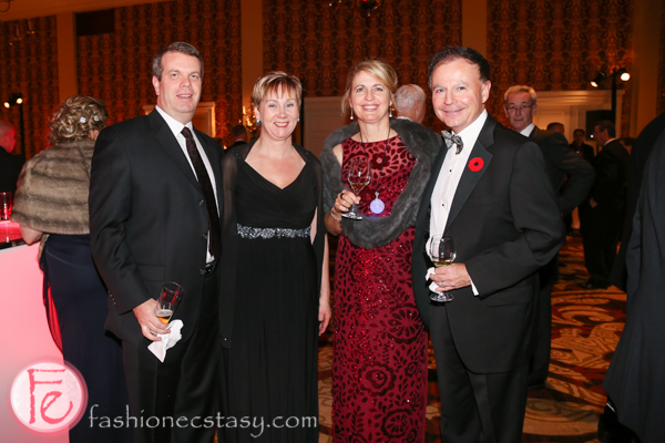 Silver Ball 2014 for Providence Healthcare at fairmont royal york
