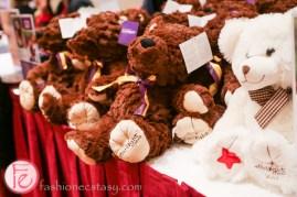 tea & tiaras raffle teddy bear