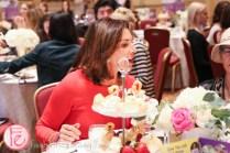 hilary farr at tea and tiaras starlight children's foundation