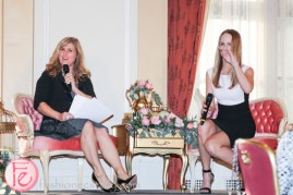 Jennifer Valentyne Tea and Tiaras Starlight Children's Foundation