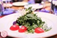 arugula salad clga disco gala 2014