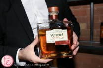 wisers whiskey at cc lounge