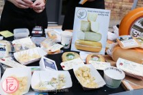 cheeses at canadian artisan tasting fair catf 2014