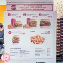 fresh burger church street menu